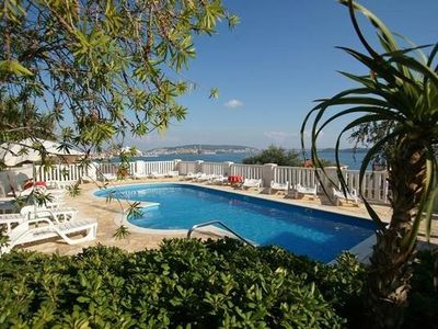 Photo for 2BR Apartment Vacation Rental in Seget Donji, Dalmatien Festland
