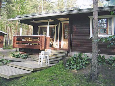 Photo for Vacation home Aittolahti 1 in Jämsä - 8 persons, 2 bedrooms