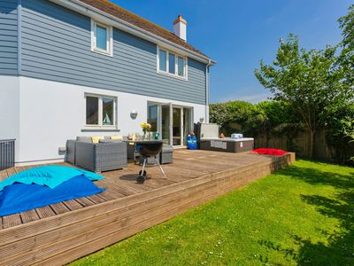 Photo for CROYDE BREEZES a wonderfully stylish and comfortable modern house