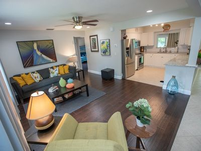Photo for Centrally Located Midcentury Modern Comfort