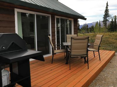 Photo for 2-King Bedrooms each w/full bath; Amazing Views, Great Deck, 11 miles to Park Rd