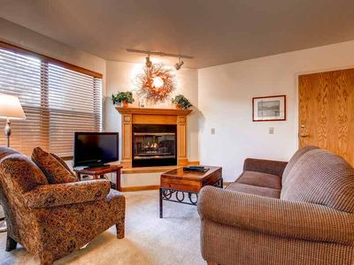 Photo for Relax in this great condo on your next trip to Breck!