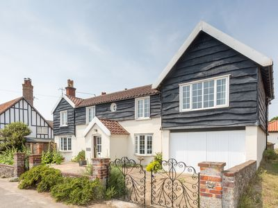 Photo for Sea View - Traditional Thorpeness house with stunning sea views