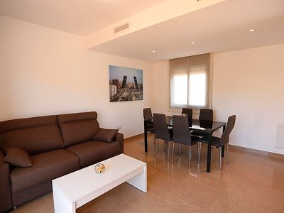 Photo for Vacation home Paloma II in Miami Platja - 12 persons, 4 bedrooms