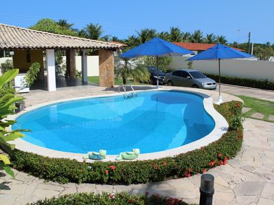 Photo for Fantastic beach house, 6 Rooms - SPECIAL PRICE FOR PACKAGES