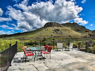 Photo for NEW! Contemporary Studio, Walk to Lava Hot Springs