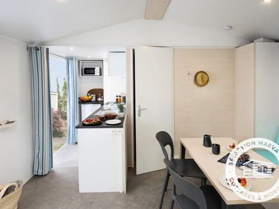 Photo for Camping les Amiaux **** - Maeva Camping - Mobile Home 3 Rooms 4 People