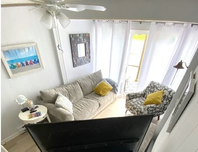 Photo for Cute 2 bed/2 bath condo on Oceanfront lot!
