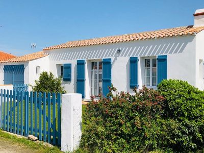 Photo for Pretty house comfortable 5p with garden, quiet, Noirmoutier on the island