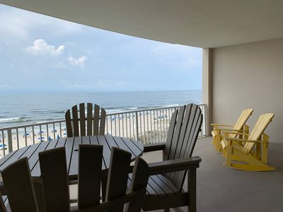 Photo for Simply Irresistible 2 *Gulf Front View*Make A Reservation For Fun At The Beach!