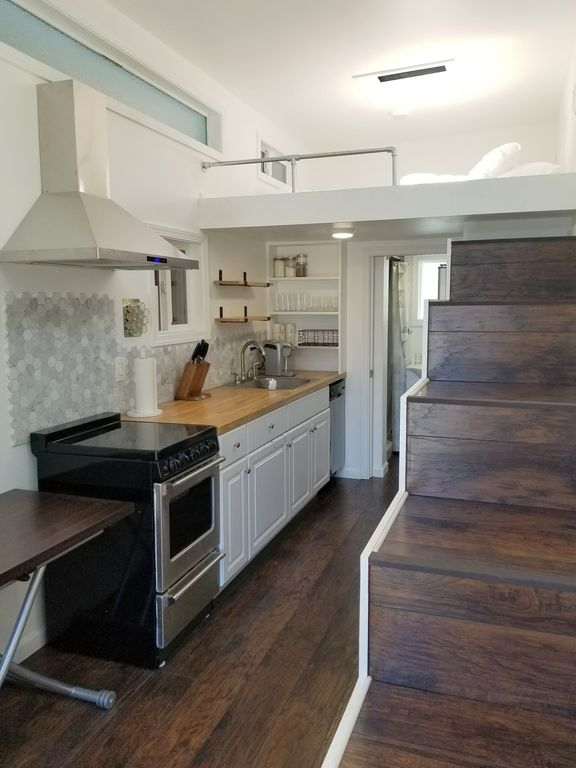 Property Image3 Gorgeous Rustic Modern Tiny House W Chefs Kitchen