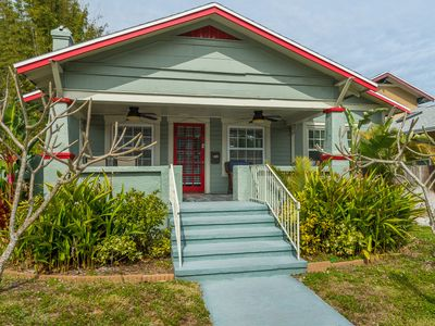 Photo for Kenwood Cottage in sunny St Pete - very desirable neighbourhood