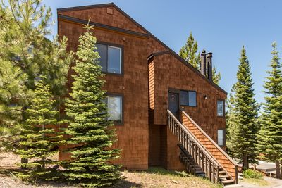 Condo - A prime location -- just footsteps to the Tahoe Donner ski area.