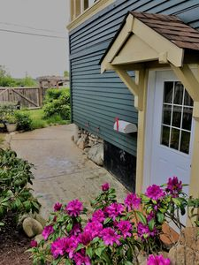 Photo for Island Getaway - Charming Two Bedroom Guest Suite, stones throw from the ocean