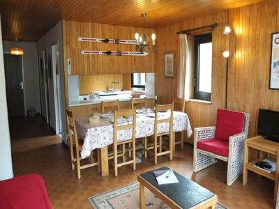 Photo for Apartment Courchevel 1650 , 2 bedrooms, 8 persons