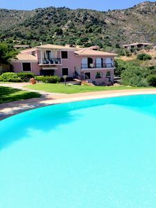 Photo for No.6.Free Wifi, Pool. Panoramic Sea View,5 minutes from the beach