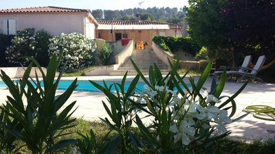 Photo for VILLA 150m2 with pool THE HEART OF LUBERON