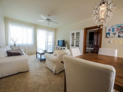 Photo for Luxury Beach House 2 bedrooms -Playa Turquesa Ocean Club
