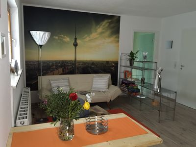 Photo for New equipped apartment, close Wolziger See, a lot of forest, a few minutes b. Berlin,