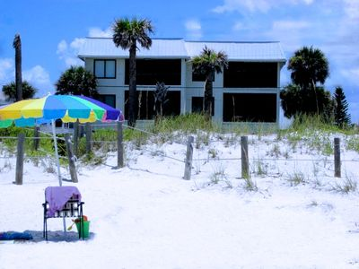 Photo for 2BR 2BA Surrounded by Water with PRIVATE Beach Access, Close to Restaurants