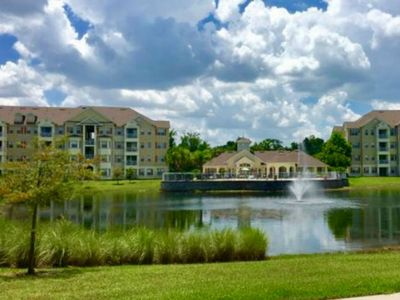Photo for WATER VIEW*4 Bedroom/Elevator/5 Star Condo* DISNEY Area