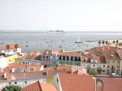Photo for Ocean View Suite, Lisbon