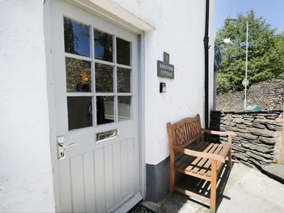 Photo for KIRKSTONE COTTAGE, romantic, with a garden in Ambleside, Ref 968995