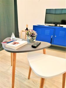 Photo for Cozy flat by Madrid Rio with courtyard 4 Pax