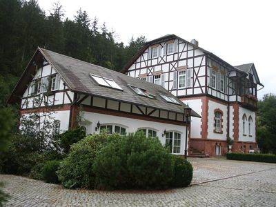 Photo for 5 * Comfort, tranquility, forest location in Thal bei Eisenach between Wartburg and Rennsteig