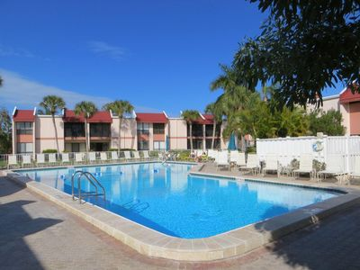 Gorgeous 2 BR/2 BA condo only steps to the Beach!