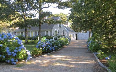 Photo for 6 bedroom Chatham home, walk to Town Landing on Oyster River & Hardings Beach