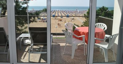 Photo for Holiday apartment 20 m from the sea