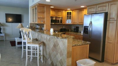 Photo for Clearwater Beach 3 Bedroom Waterfront Condo