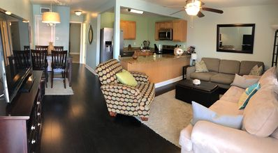 Biloxi/ Elegant  1 Br Condo Steps to the beach. Casinos. Photos by Jill Runnels