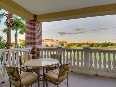 Photo for Luxury 3 bedroom 3 bath Condo With Balcony and Golf Course View.
