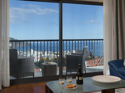 Photo for LUZ APARTMENT VIEW OVER THE FUNCHAL