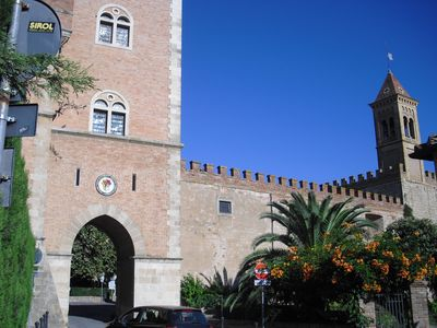 Photo for Apartment in Bolgheri just minutes from the sea