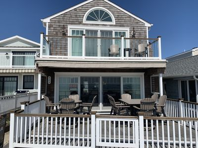 Photo for Beach Front Living!!