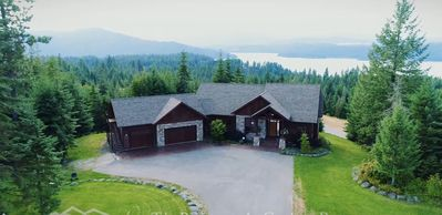 Photo for Breathtaking Lake Views with water access from this 4,200 square foot home.