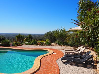 Photo for Stunning villa with breathtaking sea views, crystal clear pool and total privacy