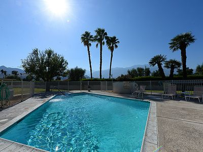 Photo for Private condo in South PS + Tennis Courts, Near Golf Course, Grocery & Restaurants