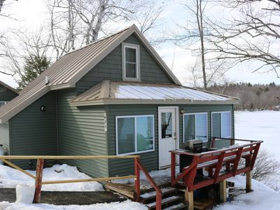 Photo for Cozy Year-round Camp with Water Frontage