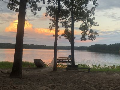 Photo for Totally Remodeled Waterfront House on Lake Hawkins