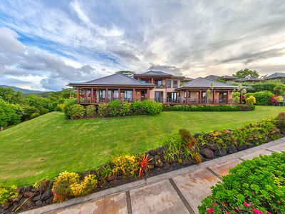 Photo for Ocean Views with Pool and Hot Tub, Koi Ponds and More!