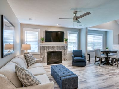 Photo for Beautiful Brand New Condo - Come Stay at TC's Cottage by the Bay