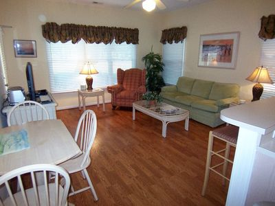 Photo for Golf, Beach, Family--Great Special Rates, King/2 Qns, Family Layout and Location
