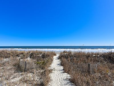 Photo for Oceanfront and Relaxing