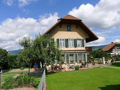 Photo for 2 bedroom Apartment, sleeps 5 in Wangenried with WiFi