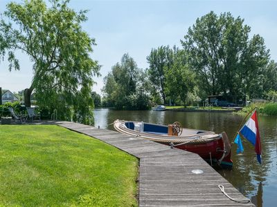 Photo for Water sports house in the heart of Friesland!