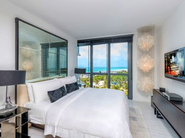 W South Beach Private Residence Ocean View Unit 909